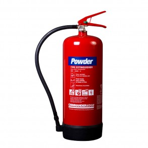 Powder 2KG Fire Extinguisher GFE-02