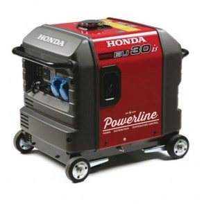 3 kVA Honda Portable (EU30iS) Generator GS3PORT