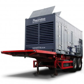 275 kVA Twin Set Generator – Containerised GS-275-TW