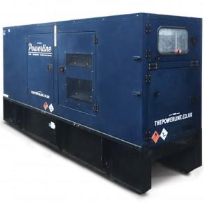 110 kVA Skid Mounted Generator GS-110-SM