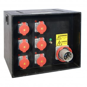 Distro Cube PLD-LRSR