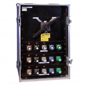 400A Changeover Flightcase PLD-PLCO400-01