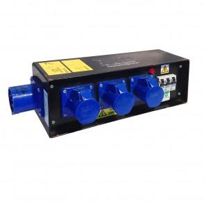 Distro Metal Cube PLD-SB16K-02