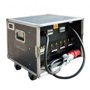 10 kVA 400V – 208V Three Phase Transformer TRGF