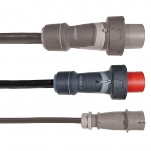 Three phase Cable 63 Amp > 30m TP63L