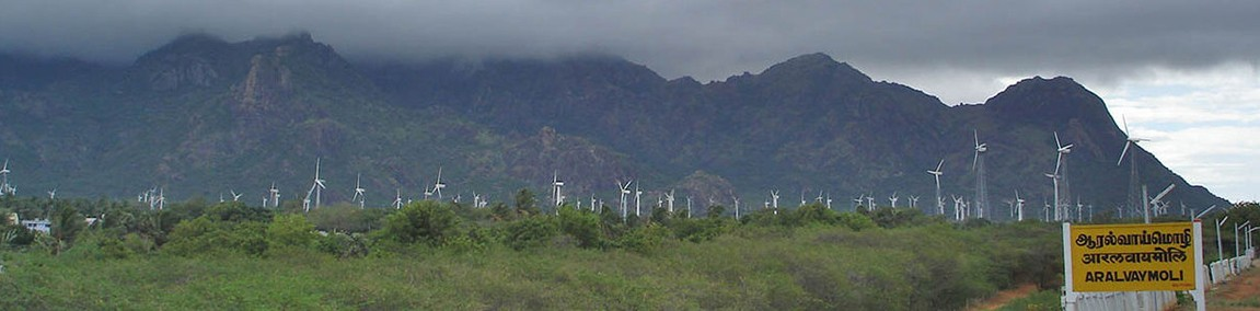 1. Bundled Wind Power Project in Tamilnadu