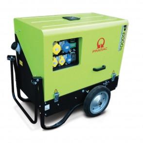 6 kVA Pramac (P6000S) Generator GS6PORT