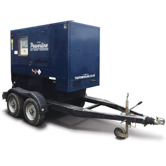 Generator-Hire-GS-50-RT