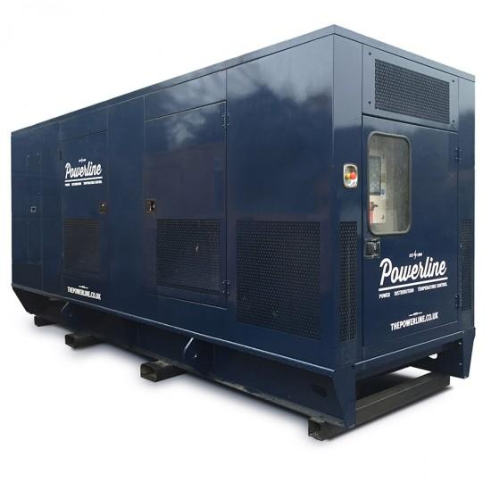 Generator Hire GS-500-02-TW