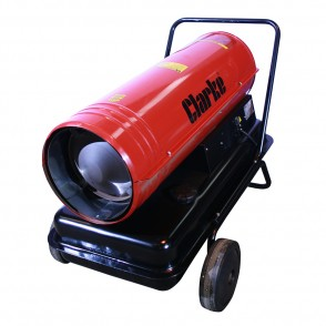 40 kW Direct Oil Fired heater TC-H-40