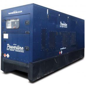 200 kVA Skid Mounted Generator GS200SM