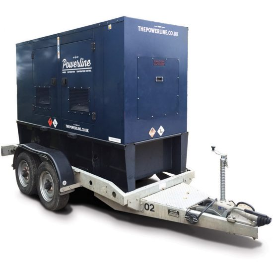 Generator Hire GS-60-RT