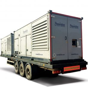 500 kVA Twin Set Generator – Containerised (Atlas Copco 500-01/02) GS500TW