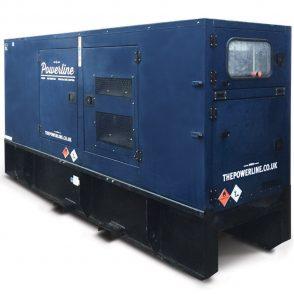 80 kVA Skid Mounted Generator GS80SM