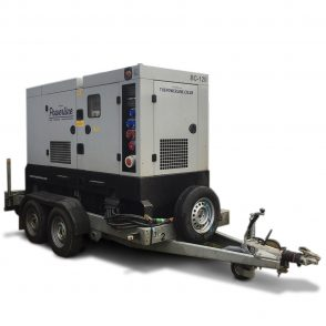 120kVA Road Tow Generator GS120RT