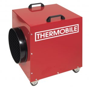18 kW Three Phase Electric Fan Heater TCH18