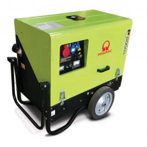 6 kVA Pramac (P6000S) Three Phase Generator